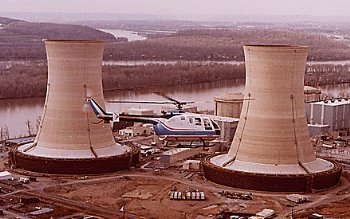 Photo: TMI Cooling Towers